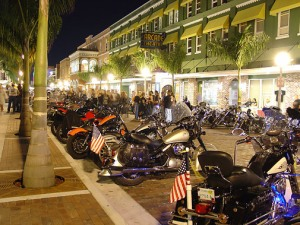 Bike Night Ft Myers
